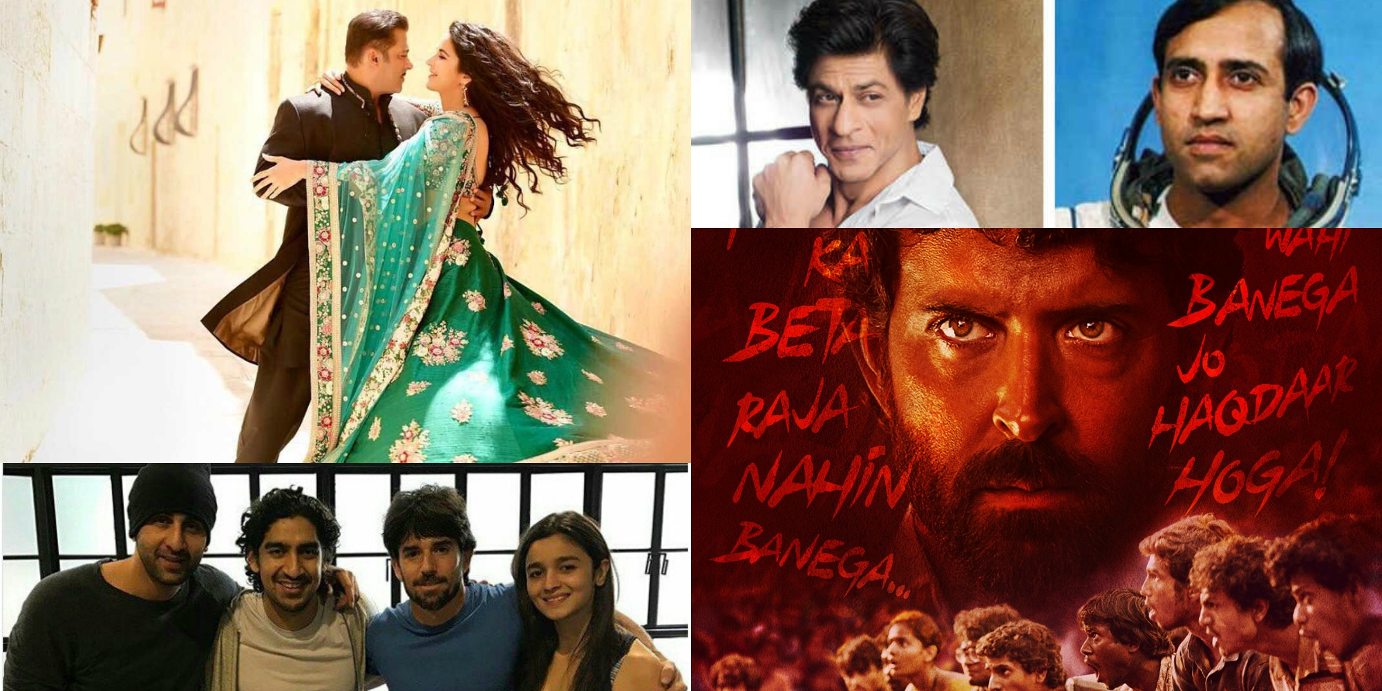 5 Bollywood Films to look forward to in 2019